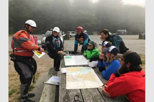 Navigation and Tidal Planning