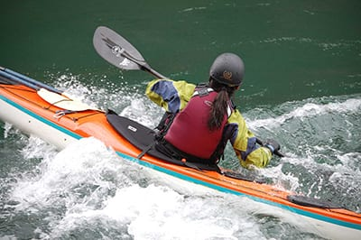 Kayak Skill Course