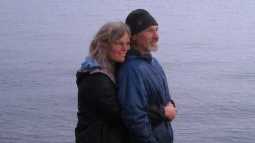 Shawna and Leon
