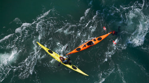 Kayak-class_San Juan Islandss